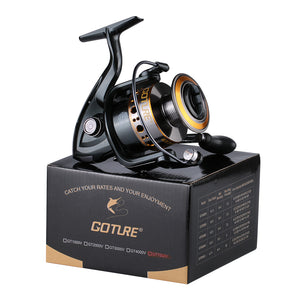 Goture Gapless Spinning Reel 6+1BB