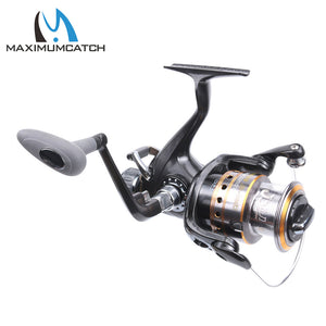 Maximumcatch Cut Aluminum Bait Runner Reel