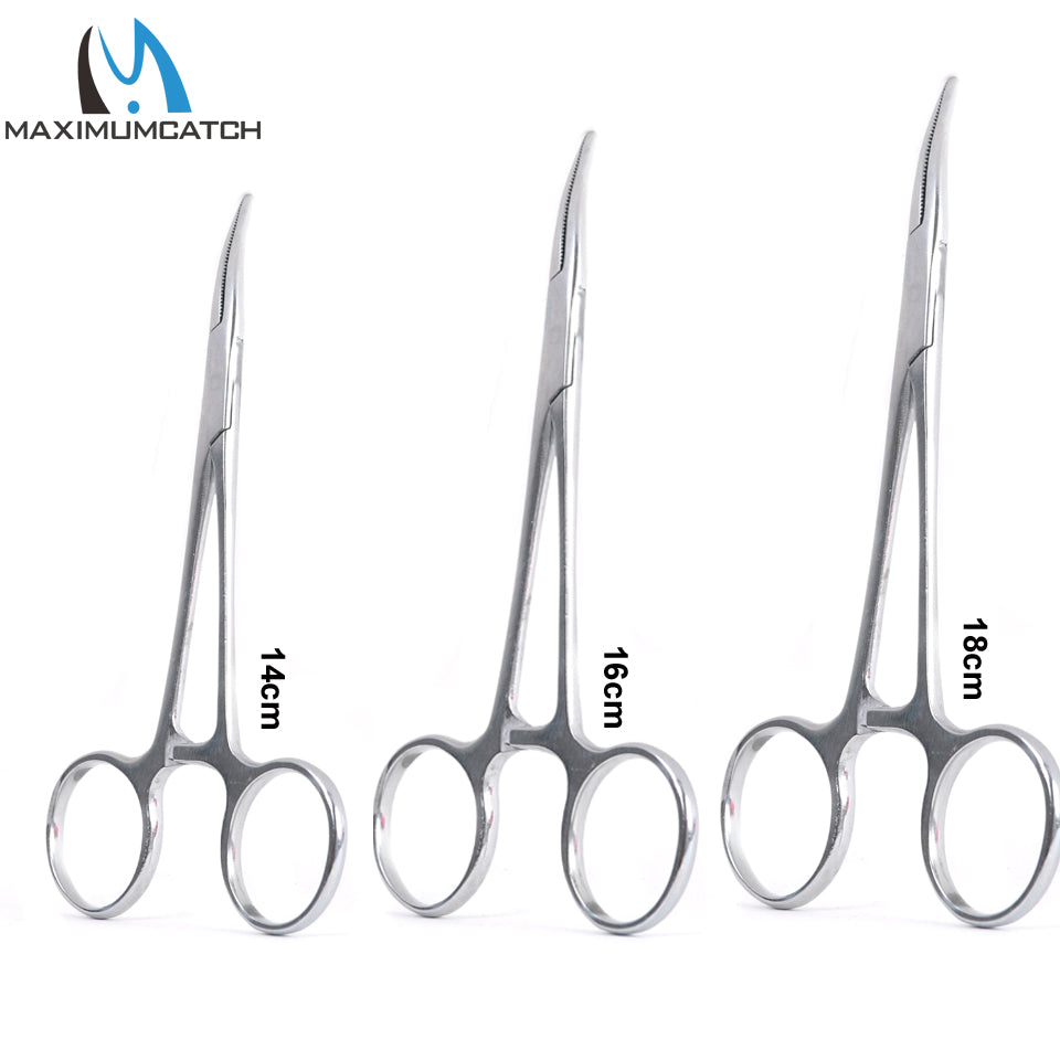 Maximumcatch Fly Fishing Accessory Curved Hemostats