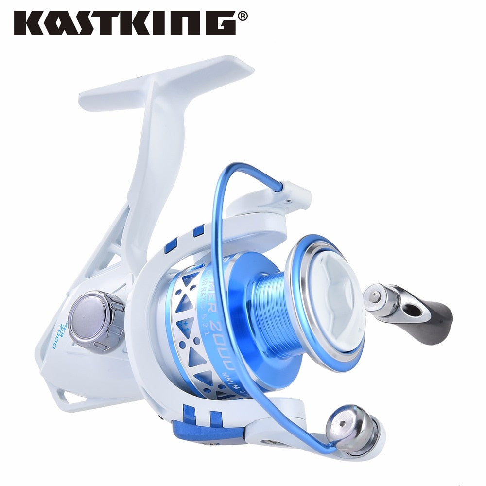 KastKing Summer Series Max 9KG Spinning Reel - Carretilha Reels