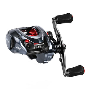 Goture Ares-Max Drag Power 10kg/22lbs Baitcasting Reel