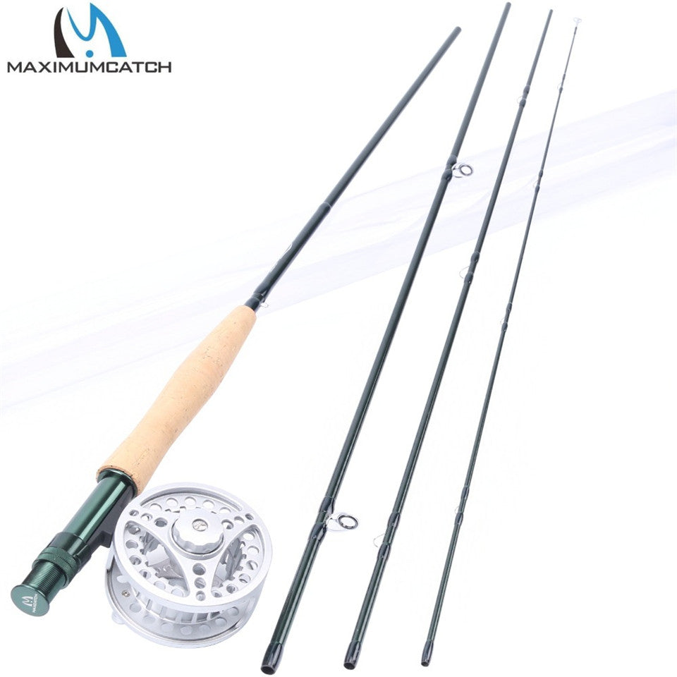 Maximumcatch Fly Rod and Reel