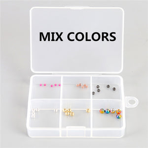 Maximumcatch Fly Tying Nymph Ball Beads