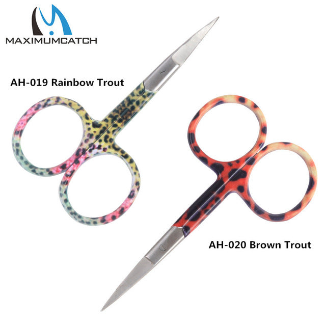Maximumcatch Stainless Steel Scissors - Set Of 2