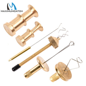 Maximumcatch Dubbing Twister/Spinner Brass