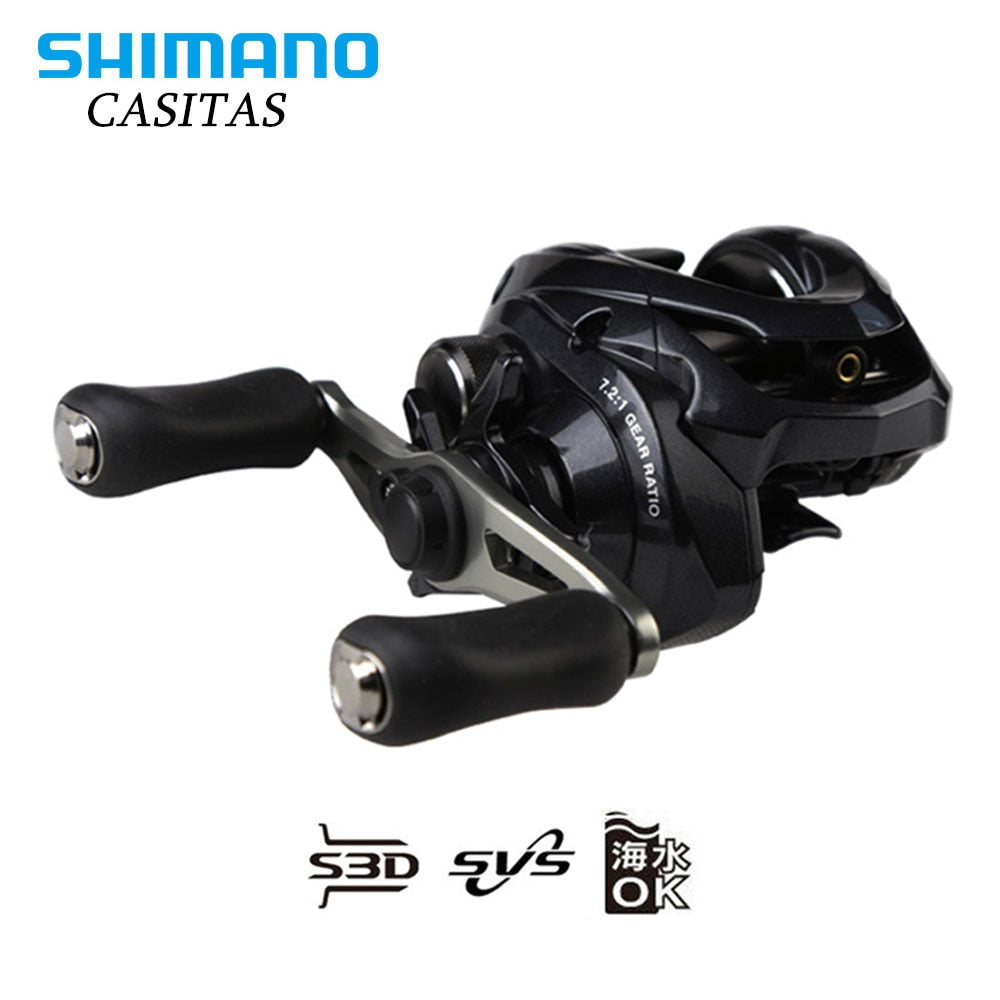 SHIMANO CASITAS 151HG Baitcasting fishing reel