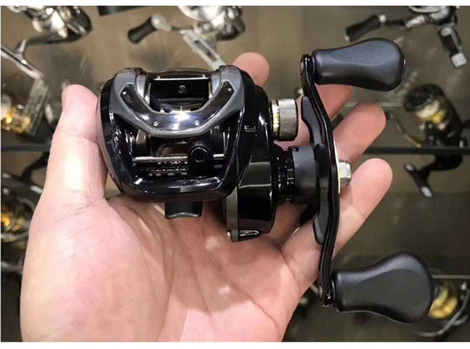 DAIWA CR80/CC80 Baitcasting fishing reel