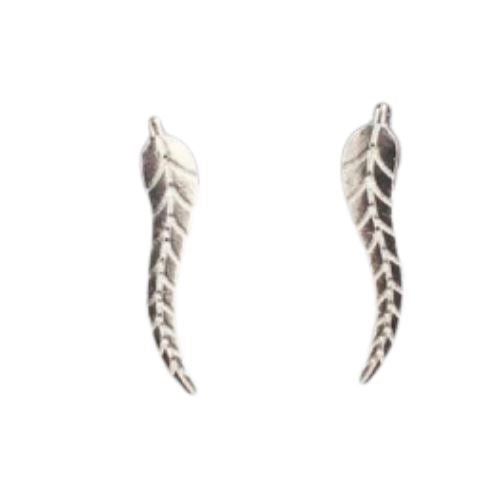 Feather Darling Earrings Earrings ChakrasActivated