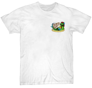 THE DRUNKEN PARROT PUB T-SHIRT