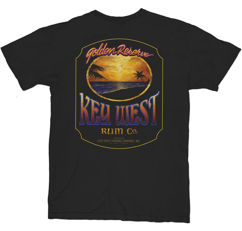 KEY WEST RUM CO. T-SHIRT