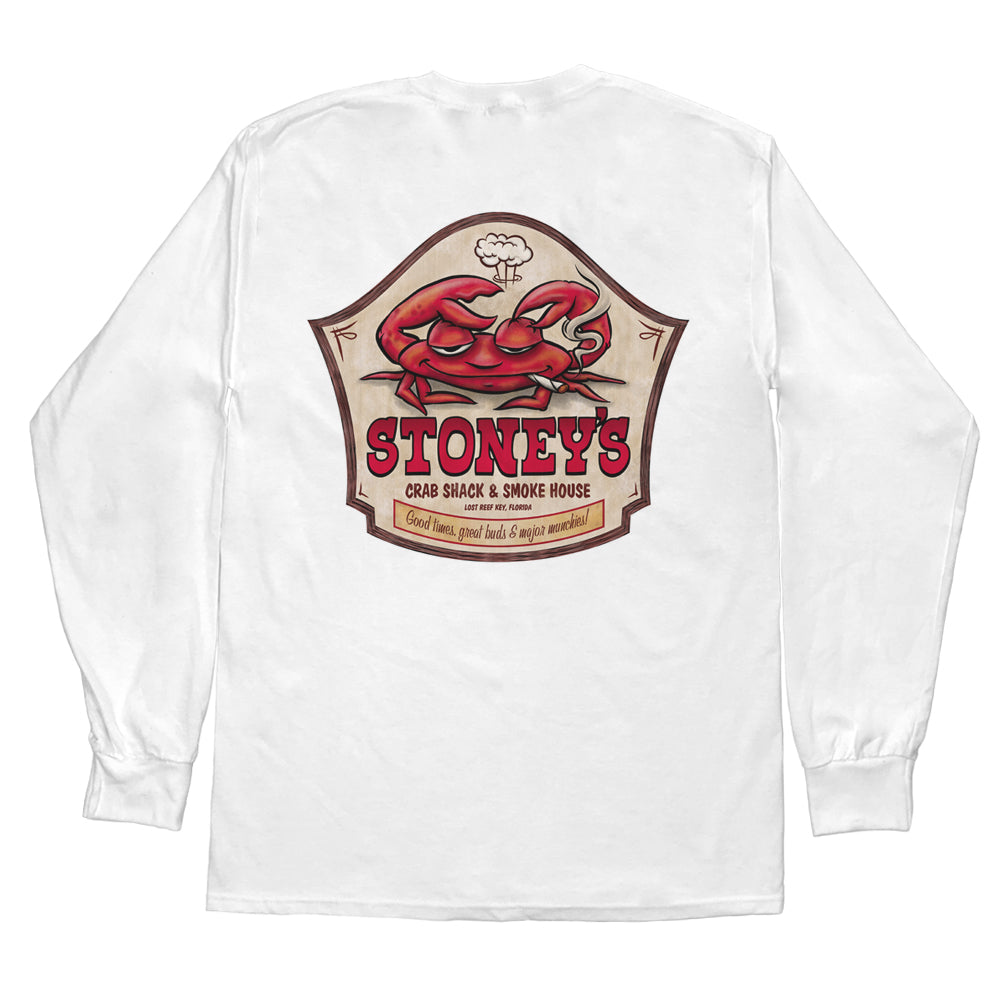 STONEY'S CRAB SHACK LONG SLEEVE