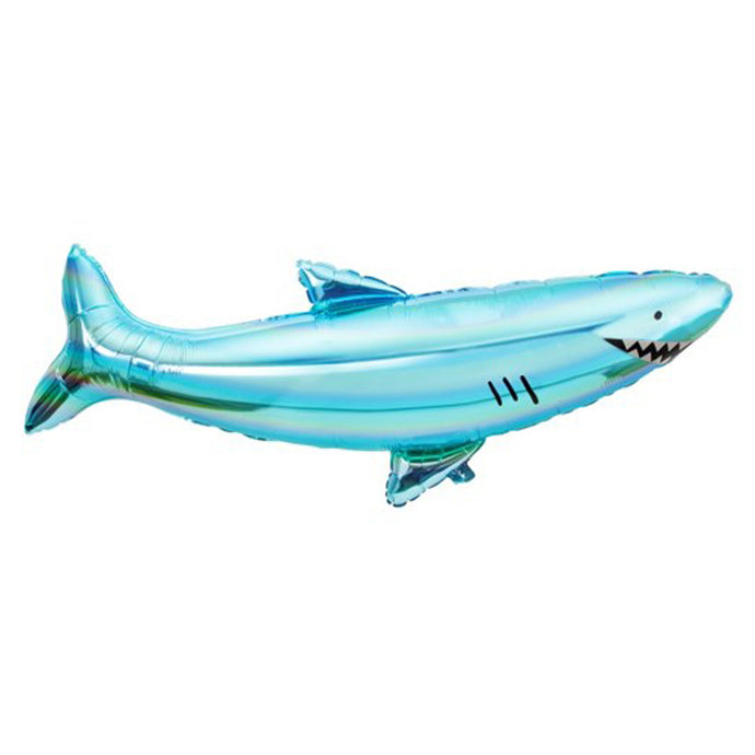 Giant Shark Foil Shape Balloon