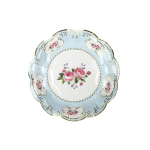 Truly Chintz 7in Small Paper Plate - 12 Pack