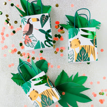 Into The Wild Party Loot Bags - 8 Pack