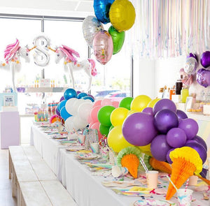 Tropicale Balloon Garland - 8ft