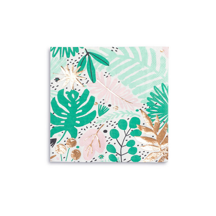 Tropicale Large Napkins 16 Pack