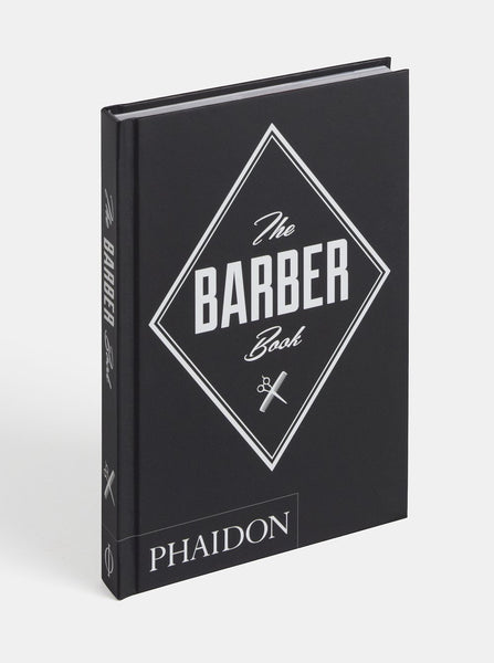 The Barber Book - Kniha holiča