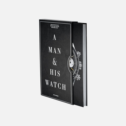 A Man and His Watch - Matthew Hranek