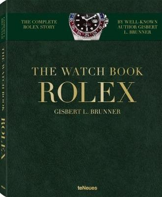 The Watch Book Rolex - Gisbert Brunner
