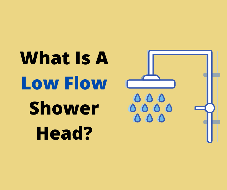 What is a low flow showerhead? Is it worth it?