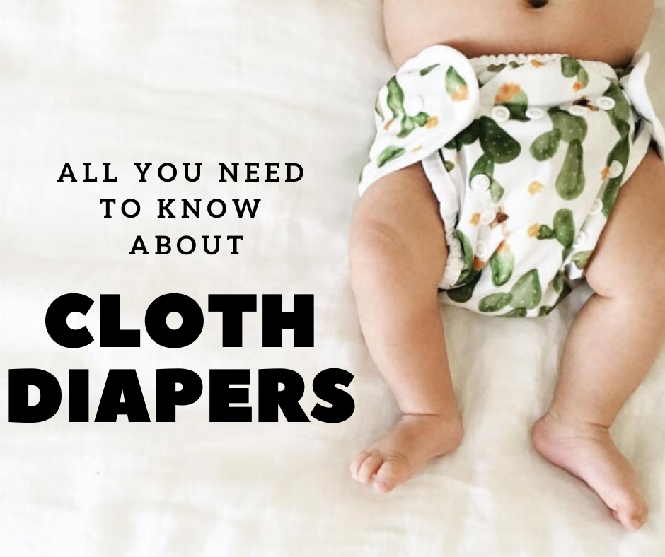 Yes, We Are Using Cloth Diapers. No, We Are Not Crazy