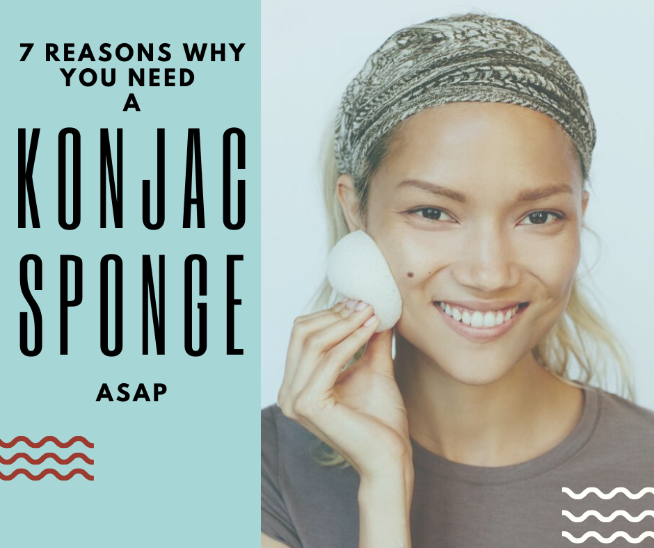 Konjac Sponge: The Ultimate Zero Waste Cleanser