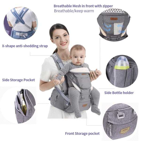 Other Features of the Baby Carrier from Exultplanet.com