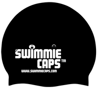 NEW Swimmie Caps - Black