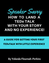 Load image into Gallery viewer, eBook Guide:  How To Land A TEDx TALK