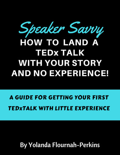 eBook Guide:  How To Land A TEDx TALK