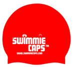 NEW Swimmie Caps - Red