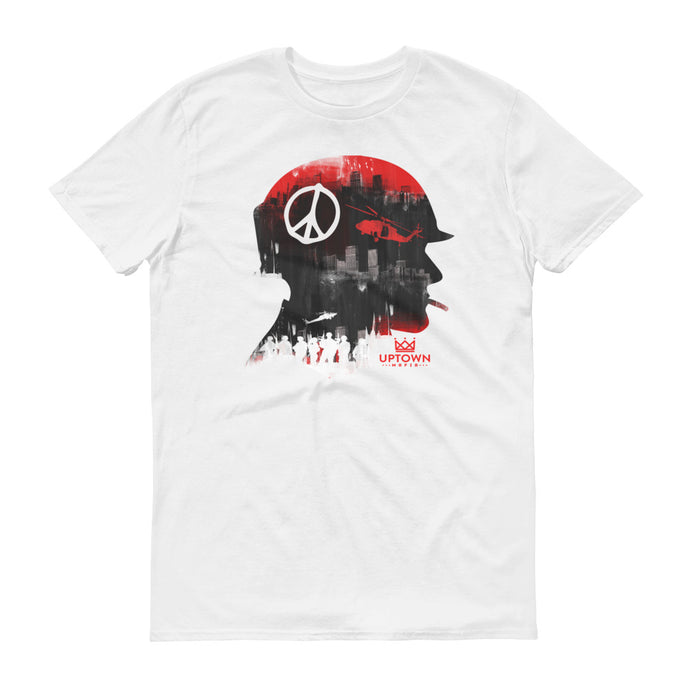 PEACE AFTER WAR - Short-Sleeve T-Shirt