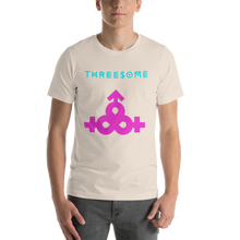 THREESOME - Short-Sleeve Unisex T-Shirt
