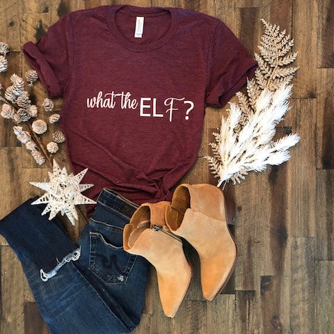 WHAT THE ELF? (women's)