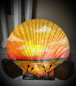 Sailors Delight on Clamshell - Relentless Crafting