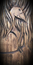 Frigg(Freyja, Holda) Mythological Carving - Relentless Crafting