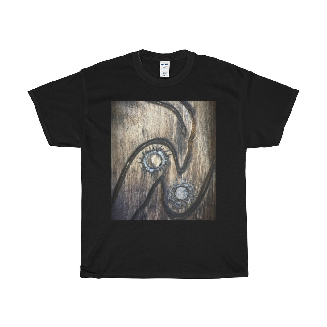 Huginn & Muninn Unisex Heavy Cotton Tee - Relentless Crafting