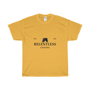 Unisex Heavy Cotton Tee - Relentless Crafting