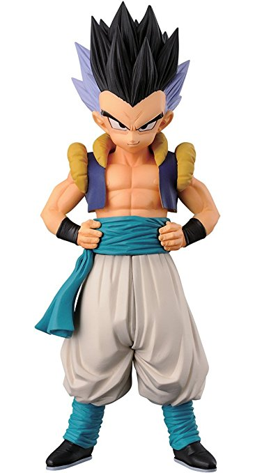 Figurine Dragon Ball Z - Gotenks 19 cm