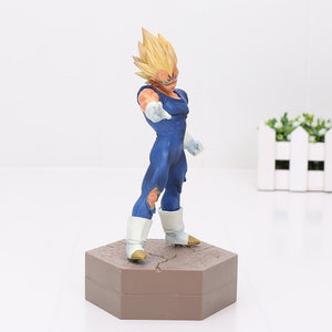 Figurine Dragon Ball Z - Majin Vegeta 12 cm