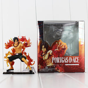 Figurine One Piece - Portgas D. Ace 14CM