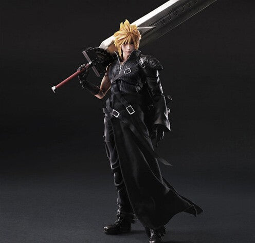 Figurine Final Fantasy - Cloud 27CM
