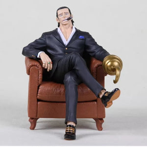 Figurine One piece - Sir Crocodile 14CM