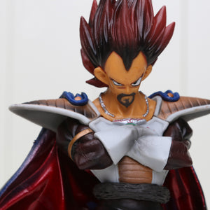 Figurine Dragon Ball Z - Le roi Vegeta 20 cm