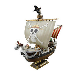 Figurine One piece - Going Merry et Thousand Sunny 28CM
