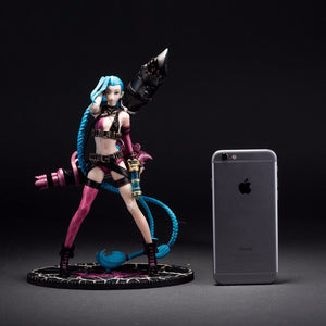 Figurine League of Legends - Jinx 24 cm