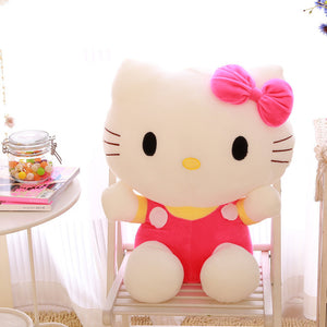 Peluche kawaii Hello Kitty version grande 60 cm
