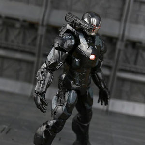 Figurine Marvel -  War Machine 16CM