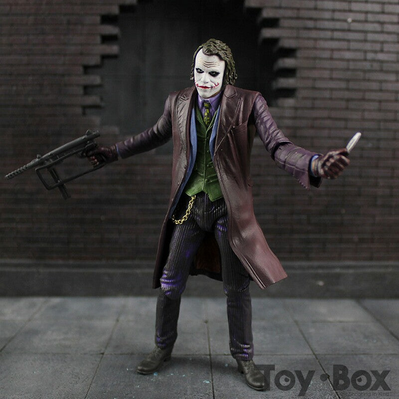 Figurine Le Joker Heath Ledger 16CM