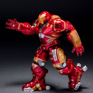 Figurine Marvel - Iron Man Buster 18CM
